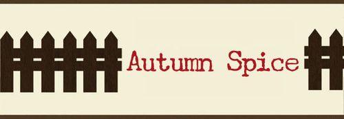 Autumn Spice sneak