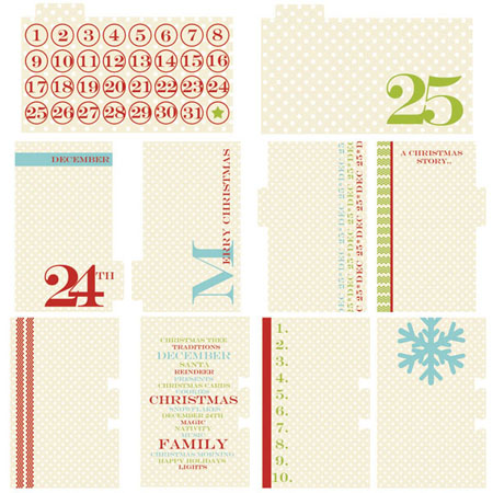 Christmas Cheer Journaling Cards