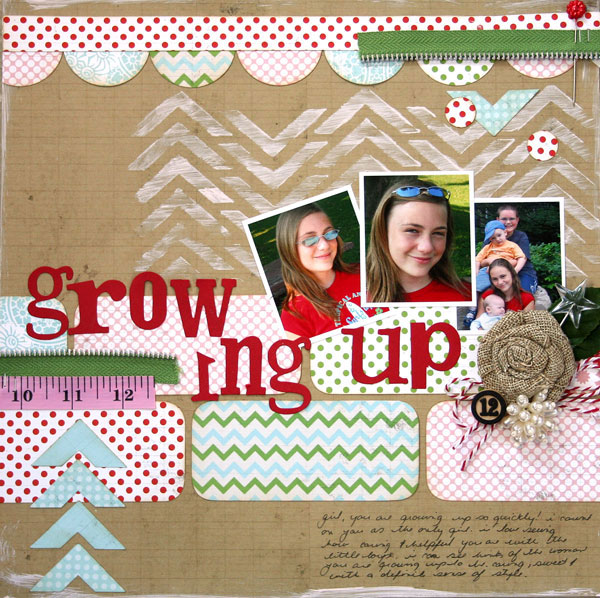 Growing-up-layout