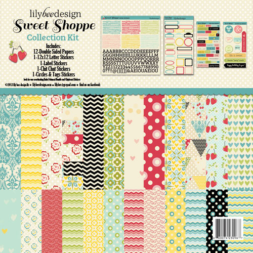 Sweet Shoppe Collection Kit