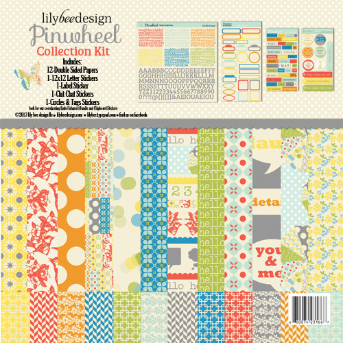 Pinwheel Collection Kit