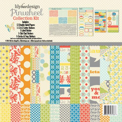 Pinwheel Collection Kit