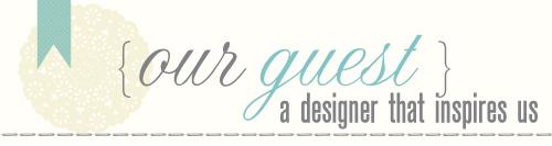 Guest Designer Graphic