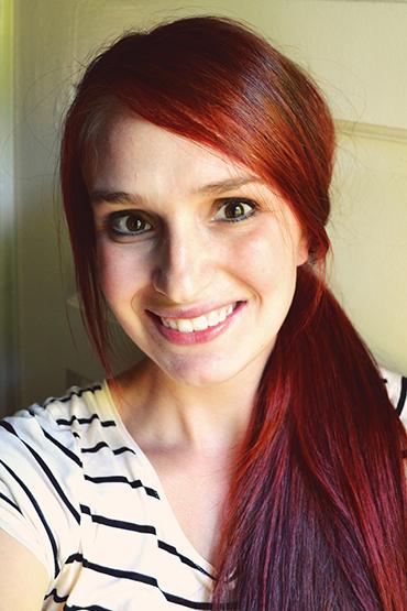 Paige Portrait LB