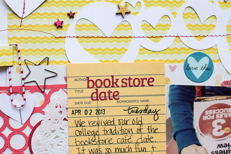 Bookstore date cl3