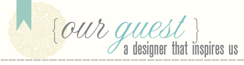 Guest Designer Graphic