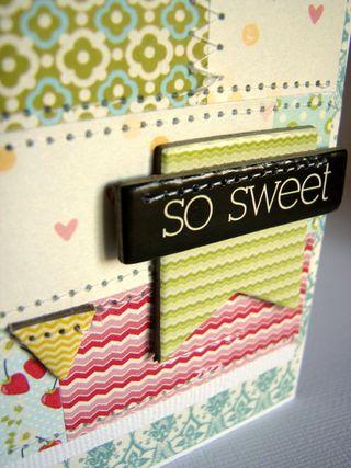 So sweet card cl1