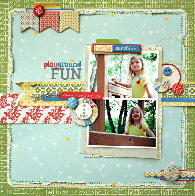 Playground Fun PageMaps