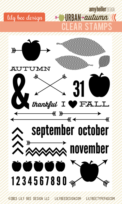 Urban Autumn Clear Stamps 500 copy