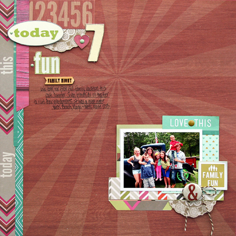 Fun family 470